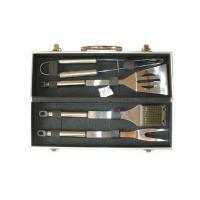Best BBQ Tool Sets 4PC BBQ Tool Set wholesale
