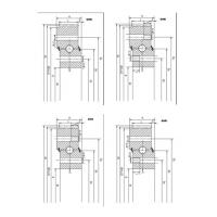 Best Single-Row Ball Slewing Bearing-QW Series wholesale
