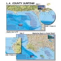 Best L.A. County Surfing (Laminated) wholesale