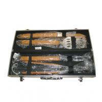Cheap 4pc BBQ Set in Aluminum for sale