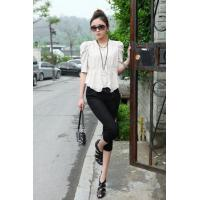 Buy cheap Black Trousers With Pocket from wholesalers