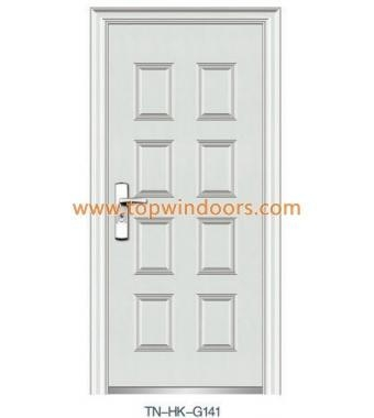 Cheap STEEL SECURITY DOOR for sale