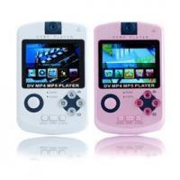 China ML018 QVGA Panel All-In-One Media Player (DV/MP3/MP4/Game/Camera/FM Function) 2 Colors Available on sale
