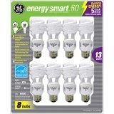 Buy cheap GE 13-Watt Energy SmartTM - 8 Pack - 60 watt replacement from wholesalers