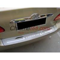 China Rear bumper footplate for COROLLA 2004 on sale