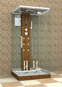 Cheap 8mm Glass Steam Shower for sale