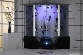 Cheap Glass Panel Steam Shower for sale