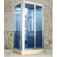 Best Blue Glass Steam Shower wholesale