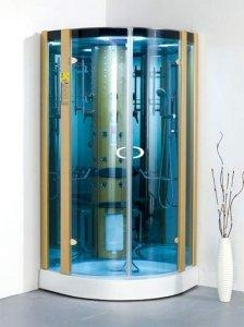Cheap Large Glass Steam Shower Room for sale
