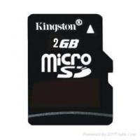Best Kingston MicroSD Card 2GB wholesale