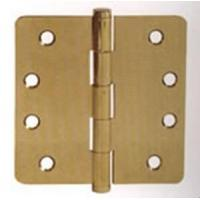 "Best Emtek 4"" Heavy Duty Door Hinges with 1/4"" Round Corners (pair) wholesale"