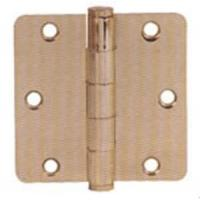 "Best Emtek 3.5"" Heavy Duty Door Hinges with 1/4"" Round Corners (pair) wholesale"