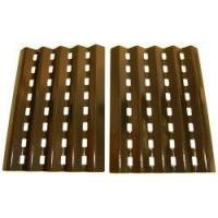 China Porcelain Steel Heat Plates For Brinkmann and Charmglow Grills (Set of 2) | Gas Grills on sale