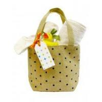 China Natural Organic Baby Gift Tote on sale