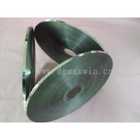 Single-sided aluminium/polyester tapes