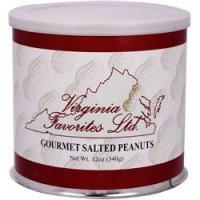 Best Case (12) 12 oz. Salted Gourmet Peanuts wholesale