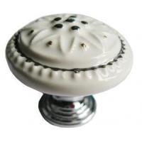 Buy cheap Ceramic with gloden lace pull handle from wholesalers
