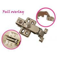 Buy cheap Full Overlay Hydraulic Hinge for door with Aluminium frame from wholesalers