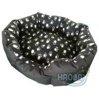 China Pet Bed with Paw Prints on sale