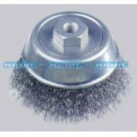 Best WIRE BRUSHES Crimped Wire Cup Brushes wholesale