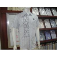 Buy cheap Embroidery Short Sleeve Shirts from wholesalers