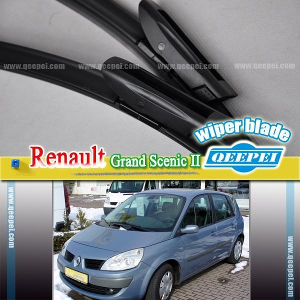 Cheap Renault Grand Scenic II Specific fit set wiper blade for sale