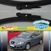 Best Seat Leon II Specific fit set wiper blade wholesale
