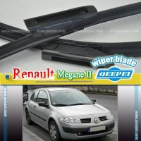 Cheap Renault Megane II Specific fit set wiper blade for sale