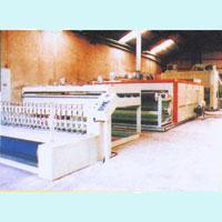Best Through-Air Oven, Shoulder Padding Machinery Equipment (Low Pollution) wholesale