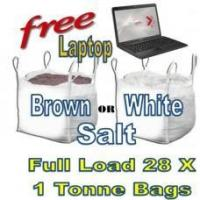 Best Offers with Free Gifts 28x 1 Tonne bags of Rock Salt with Free Gift wholesale