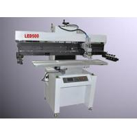 Best Pick and Place Semi Automatic Stencil Printer LED500 wholesale