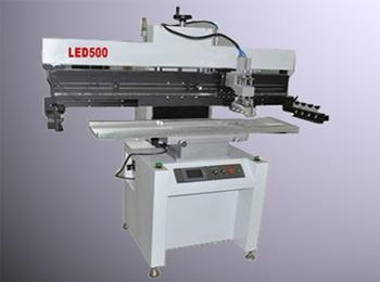 Cheap Pick and Place Semi Automatic Stencil Printer LED500 for sale