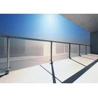 China Laminated Glass with PVB Film on sale