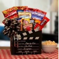 Movie Gift Baskets