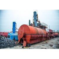 China Products Used oil recycling equipment, to get diesel and gasoline on sale
