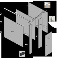 Products - Toilet Partitions - Solid Plastic Partitions