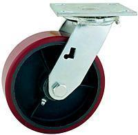 China Item # 4CP-HD-264721-5060, Heavy duty casters wheels, Swivel casters, Plate casters on sale