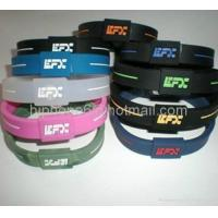China EFX Silicon bracelets EFX Power bands Wristbands on sale