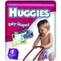 China Disposable Gloves Baby-Shaped Diapers by Huggies (Disposable) on sale