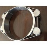 Best double bolts heavy duty stainless steel hose clamp wholesale