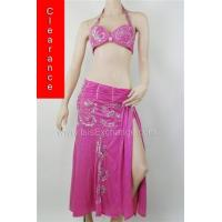 Best Belly dance costume Fuchsia and Pink wholesale