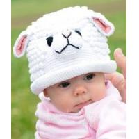 Best 100% Cotton Baby Hat - Lamb wholesale