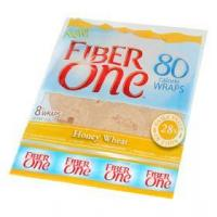 Fiber One Wraps Honey