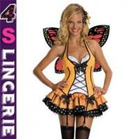 Best Sexy Costume New Coming Sexy Butterfly Costume CT1422 wholesale