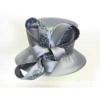 Church Hats For Women in Grey H6143
