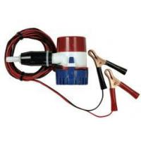Buy cheap 12v Water Pump With Battery Clips from wholesalers