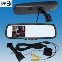 Rearview Mirrors 3.5 inch monitor special bracket car rear view mirror KS0135