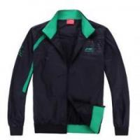 Buy cheap Black And Green Shop Jacket product