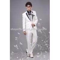 Best White And Black Wedding Suit For Man wholesale