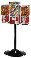 China Big Pro Triple Combo Vending Machine with Stand on sale